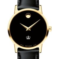 Columbia Women's Movado Gold Museum Classic Leather