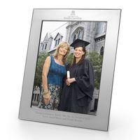 South Carolina Polished Pewter 8x10 Picture Frame