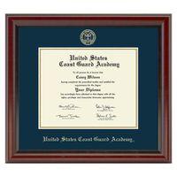 Coast Guard Academy Fidelitas Frame