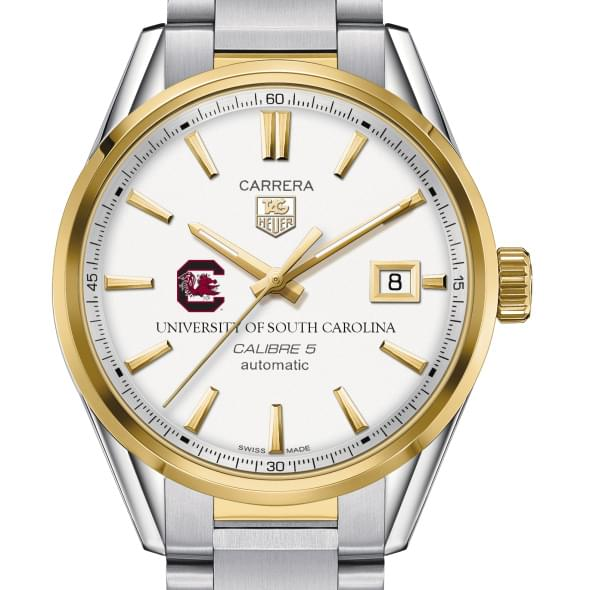 South Carolina Men's TAG Heuer Two-Tone Carrera with Bracelet