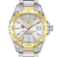 Michigan State Women's TAG Heuer Two-Tone Aquaracer