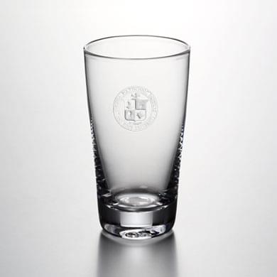 Virginia Tech Pint Glass by Simon Pearce