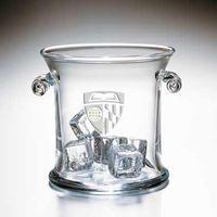 Johns HopkinsGlass Ice Bucket by Simon Pearce