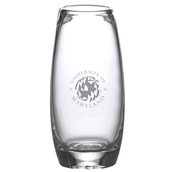 Maryland Glass Addison Vase by Simon Pearce