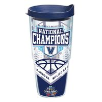 Villanova 24 oz. Tervis Tumblers - Set of 4