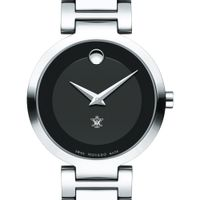 William & Mary Women's Movado Museum with Steel Bracelet