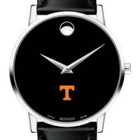 Tennessee Men's Movado Museum with Leather Strap