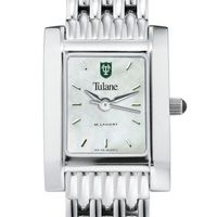 Tulane Women's MOP Quad with Bracelet