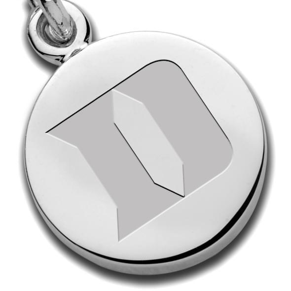Duke Sterling Silver Charm