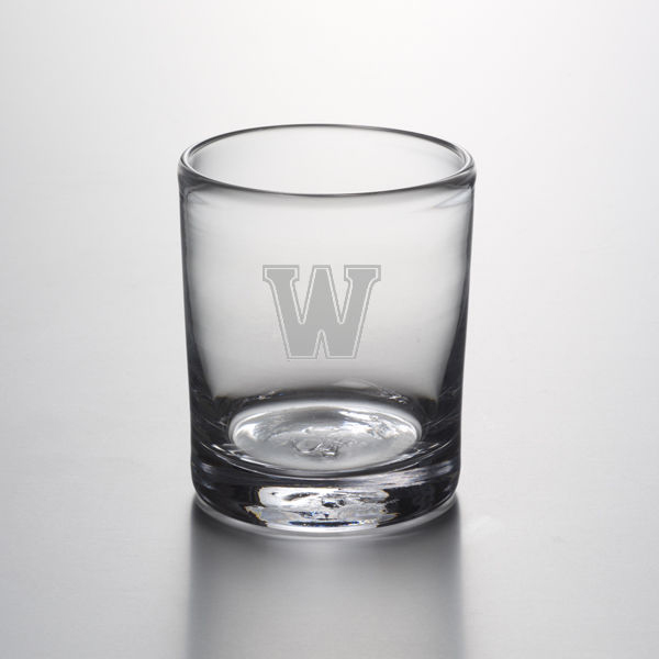 Williams Double Old Fashioned Glass by Simon Pearce