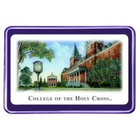 Holy Cross Eglomise Paperweight