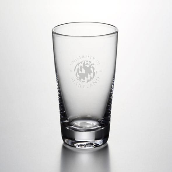 Maryland Ascutney Pint Glass by Simon Pearce