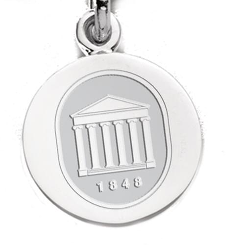 Ole Miss Sterling Silver Charm