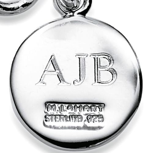 Baylor Sterling Silver Charm