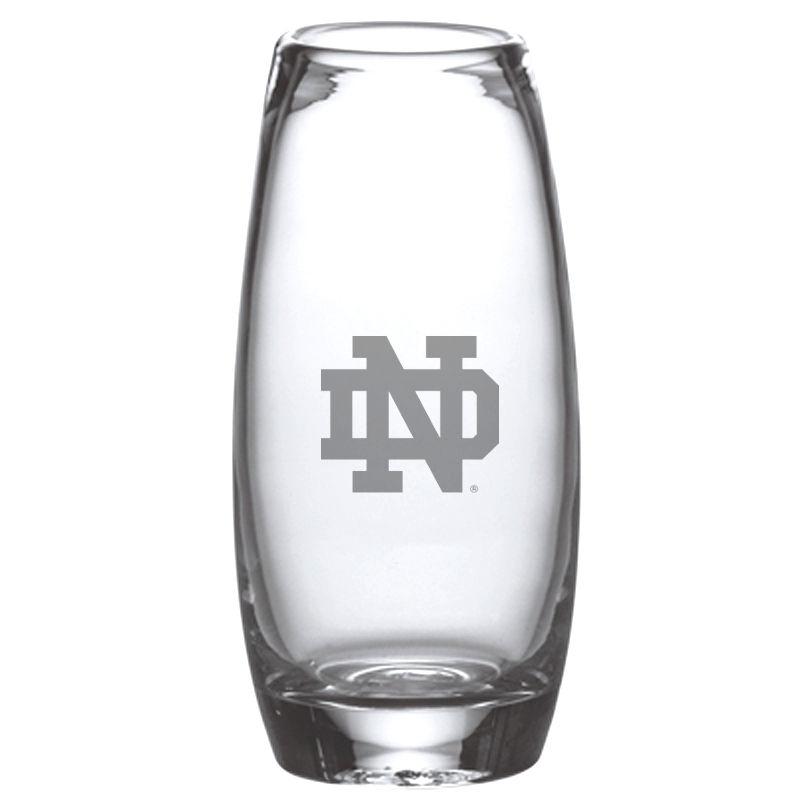 Notre Dame Glass Addison Vase by Simon Pearce