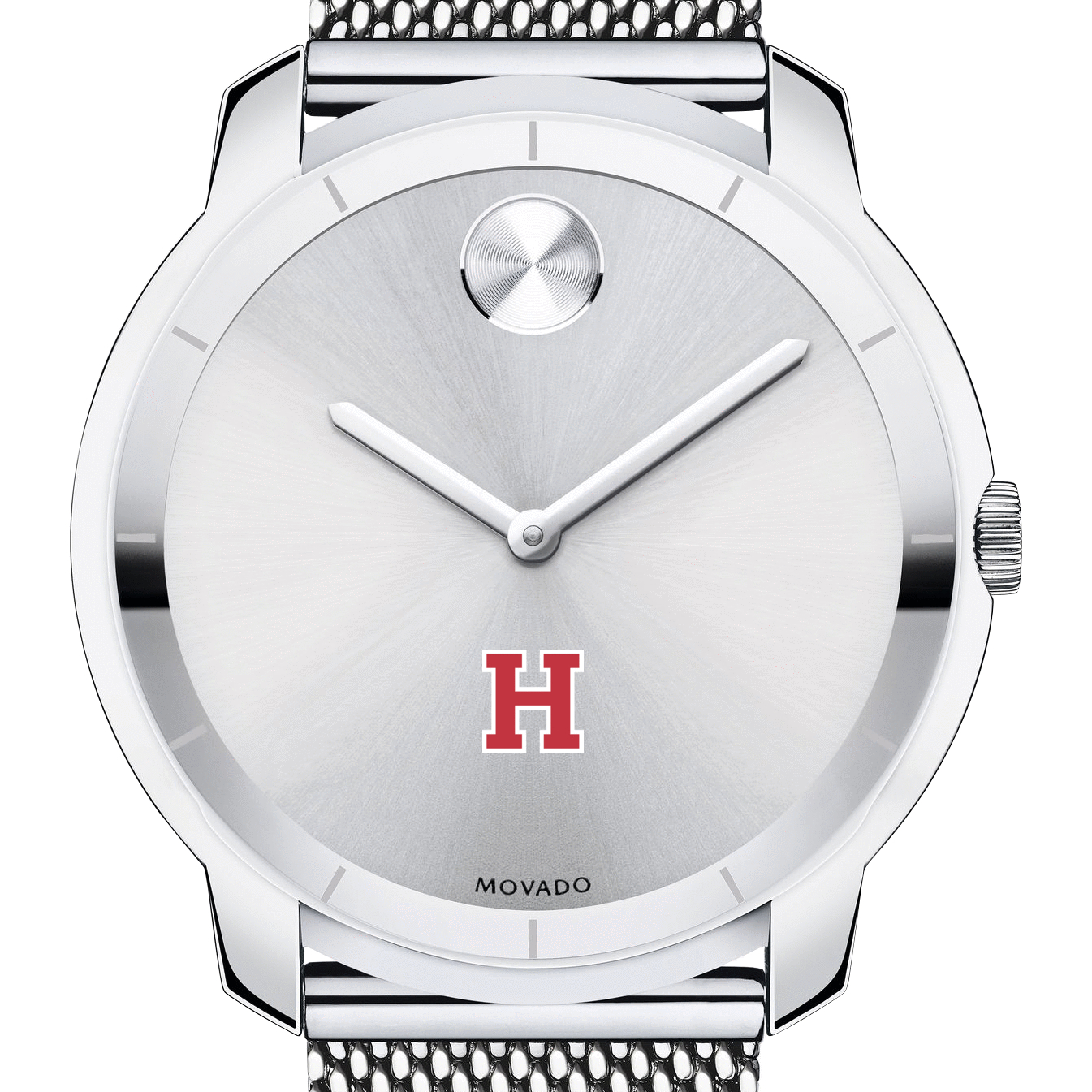 Harvard Men's Movado Stainless Bold 44