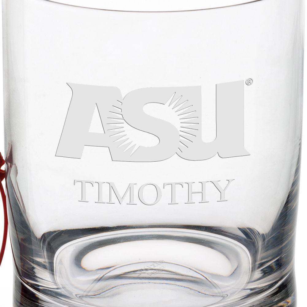 ASU Tumbler Glasses - Set of 2
