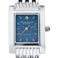 VMI Women's Blue Quad Watch with Bracelet