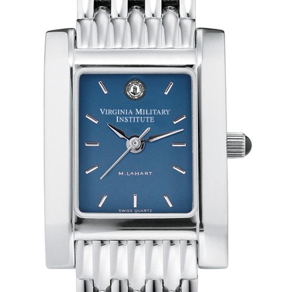VMI Women's Blue Quad Watch with Bracelet Image-1
