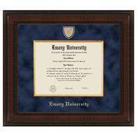 Emory Excelsior Diploma Frame Image-1 Thumbnail