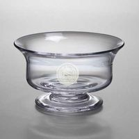 UNC Large Glass Bowl by Simon Pearce