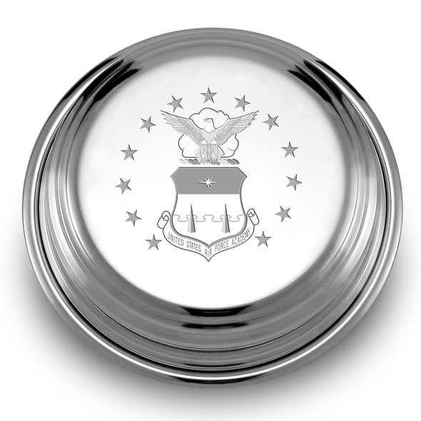 Air Force Academy Pewter Paperweight