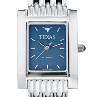Texas Women's Blue Quad Watch with Bracelet