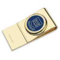 Yale University Enamel Money Clip