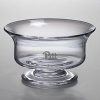 Pitt Simon Pearce Glass Revere Bowl L