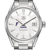 Florida Women's TAG Heuer Steel Carrera with MOP Dial