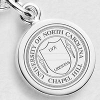 UNC Sterling Silver Charm