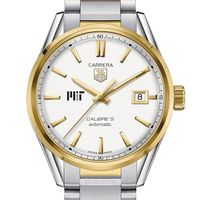 MIT Men's TAG Heuer Two-Tone Carrera with Bracelet