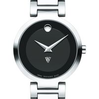 WUSTL Women's Movado Museum with Steel Bracelet