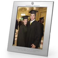 Ole Miss Polished Pewter 8x10 Picture Frame Image-1 Thumbnail