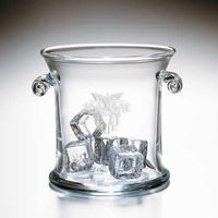 West Point Glass Ice Bucket by Simon Pearce