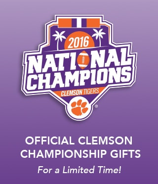 Official Clemson Championship Gifts